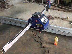 Китай дешевые 1500 * 2500 мм металла портативный станок плазменной резки с чпу се