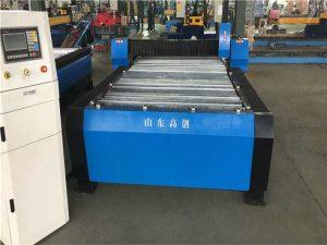 Китай Huayuan 100A плазменной резки с чпу 10 мм листового металла