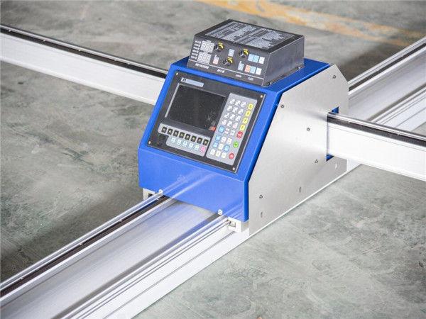 Автомат для резки плазмы CNC высокой эффективности 0-3500mm минимальная скорость вырезывания