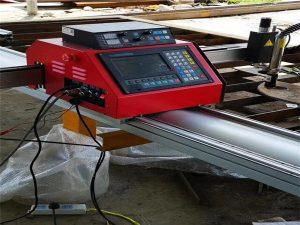 NHC-1525 CNC Портативный числовой станок для резки металла для плазменной резки