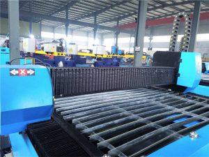 Практичный и экономичный высокоточный / высокопроизводительный металлообрабатывающий станок / переносной станок плазменной резки с ЧПУ zk1530
