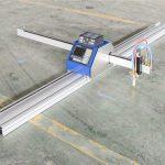 Сталь / резка металла низкая стоимость машины плазменной резки с чпу 1530 Цзинань экспортируется по всему миру чпу
