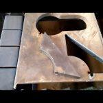 Китайский дешевый плазменный стол с чпу портативный резки