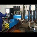 автоматизированное изготовление металла машины плазменной резки cnc сверхмощного козла