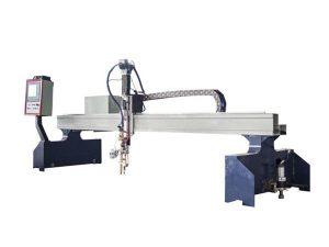автомат для резки плазмы cnc портала высокой эффективности / автомат для резки пламени cnc