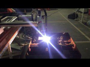 низкая стоимость портативной машины плазменной резки с чпу