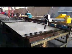 металлорежущий станок мини портативный пламя, плазменной резки цена